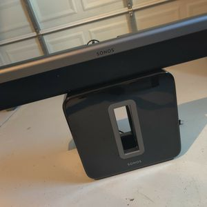 Sonos Playbar And Sonos Subwoofer for Sale in Monroe, NC