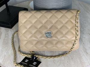 Crossbody bag / beige / bolso for Sale in Covina, CA