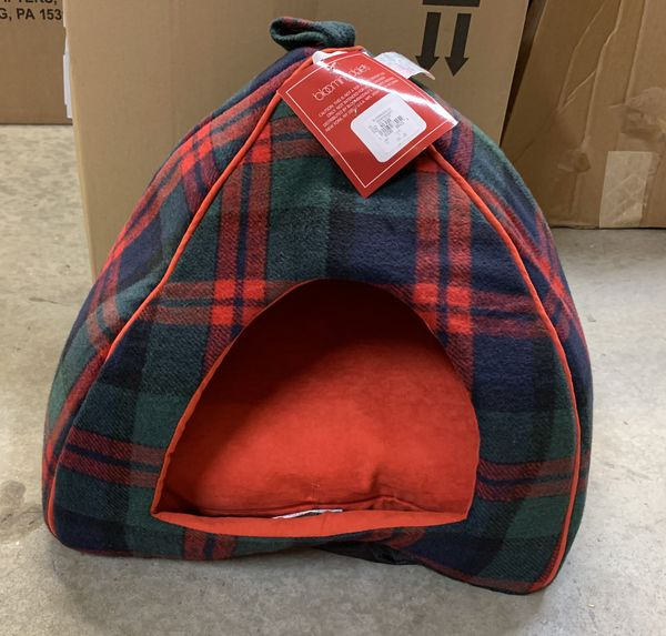 Dog house for Christmas
