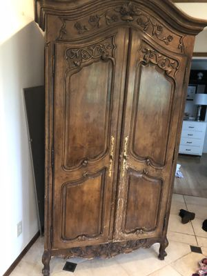 Antique armoire for Sale in Denver, CO