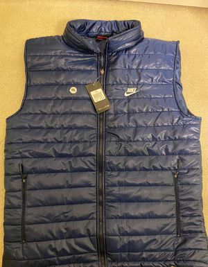 AUTHENTIC NIKE VEST for Sale in Greater Landover, MD