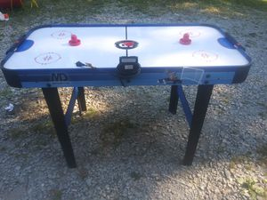 48 inch air hockey table for Sale in Claysville, PA