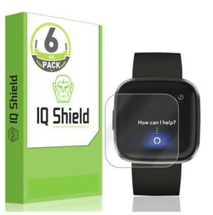 Fitbit 6x IQ Shield LIQuidSkin Screen Protector for Fitbit Versa 2 for Sale in Indianapolis, IN
