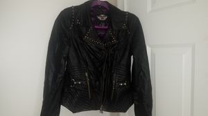 Harley-Davidson Genuine Leather Jacket for Sale in Germantown, MD