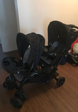 Baby Trend Double Stroller for Sale in St. Petersburg, FL