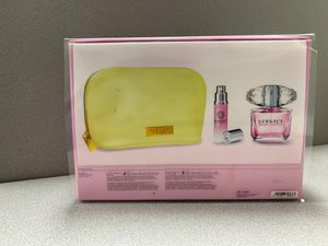 Versace Bright Crystal Perfume Set For Women for Sale in Creedmoor, TX