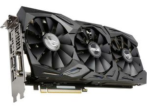 Asus rog strix gtx 1070 8gb graphics card for Sale in Greencastle, IN
