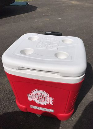 Igloo 60 qt tailgating cooler osu for Sale in Worthington, OH