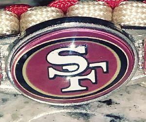 SAN FRANCISCO 49ERS SURVIVOR BRACELET for Sale in Las Vegas, NV