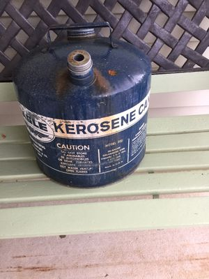 Kerosene Can Free for Sale in Naperville, IL