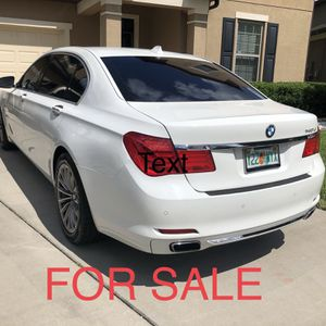 2012 BMW 7 Series for Sale in Brandon, FL