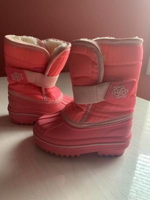 Children's place snow boots for Sale in Greenacres, WA