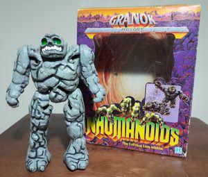 Inhumanoids Granok Vintage Action Figure 80s toy for Sale in Marietta, GA