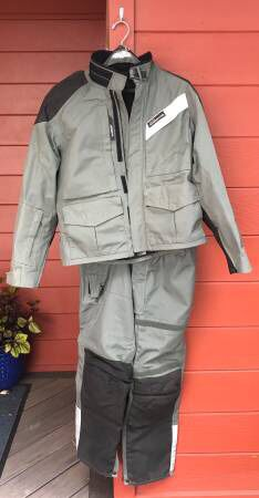 Aerostich Aero Roadcrafter Classic 2-Piece Motorcycle Riding Suit for Sale in Boulder, CO