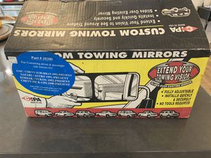 Trailer Towing Mirrors for Sale in Lynnwood, WA