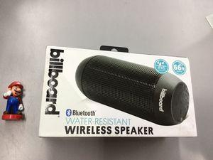 Billboard Bluetooth Wireless Speaker for Sale in Kent, WA