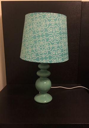 Aqua lamp for Sale in Tampa, FL