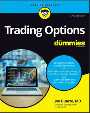 Trading Options For Dummies PDF 3rd Edition for Sale in Tempe, AZ