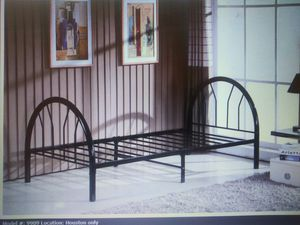 """Twin bed frame @ """"4 U 2 Furniture"""" for Sale in CORP CHRISTI, TX"""