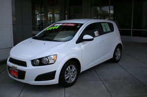 2015 Chevy sonic LT for Sale in Olympia, WA