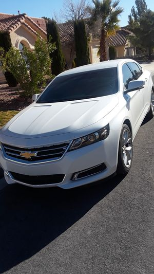 2016 Chevy Impala LT for Sale in Las Vegas, NV