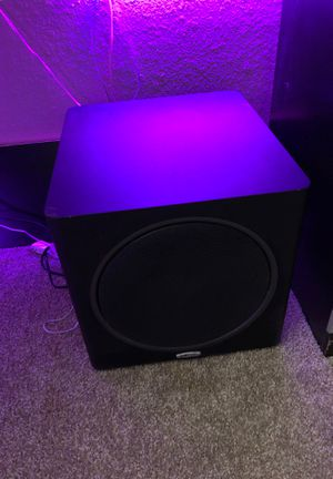 """Polk psw125 12"""" Home Subwoofer for Sale in Franklin, TN"""