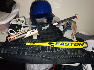 Baseball youth equipment for Sale in DW GDNS, TX