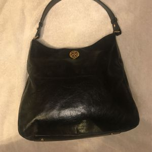 Tory Burch Soft Leather Hobo Bag (used) for Sale in Rosenberg, TX