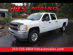 2012 Chevrolet Silverado 3500HD for Sale in Puyallup, WA