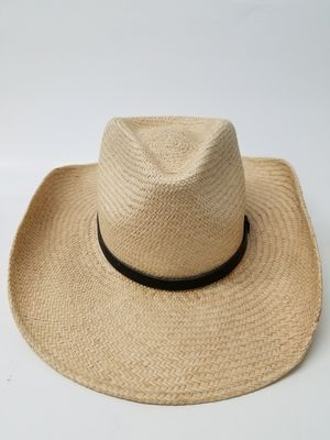 Stetson Panama Straw Western Cowboy Hat | Halloween costume, cowboy, country western for Sale in Kent, WA