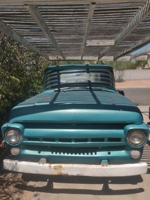 Ford F100 1957 Inline 6 Manual 3 speed for Sale in Tolleson, AZ