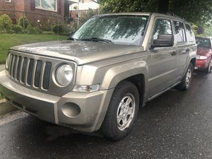 Jeep Patriot 2008 for Sale in Nottingham, MD