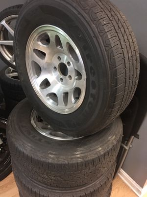 Wheels and tires for Sale in Manassas, VA