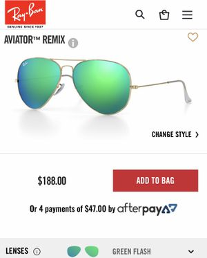Ray-Band Aviator for Sale in Forest Park, GA