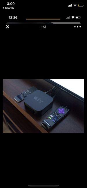 Apple TV 4th gen- 32 gb - used for Sale in Tustin, CA