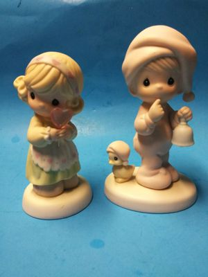 Vintage precious moments figurines for Sale in Waterbury, CT