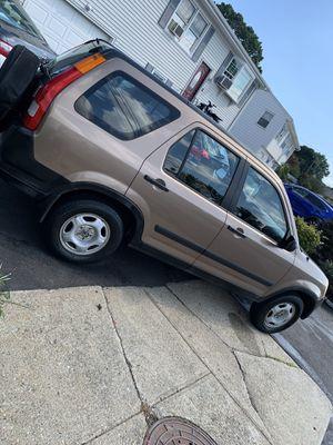 2002 Honda CR-V awd for Sale in Cranston, RI