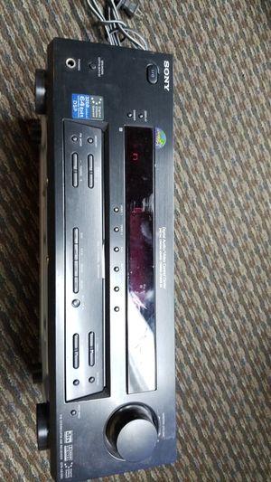 Stereo Receiver, Sony str-de595 for Sale in Poway, CA