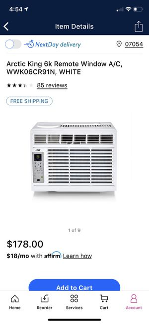 Window ac for Sale in Parsippany, NJ