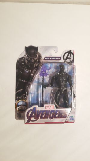 Marvel Avengers Hasbro Black Panther action figure for Sale in Spring, TX
