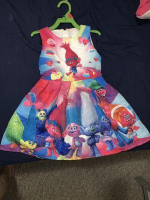 Trolls Dress! for Sale in Miami, FL