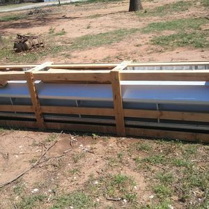10' RIDGE VENT FOR METAL BUILDING for Sale in Moore, OK