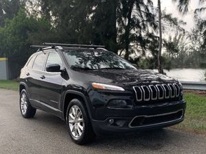 2015 JEEP CHEROKEE LIMITED for Sale in Miramar, FL