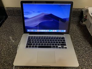 """Apple MacBook Pro 2009 15"""" Cpu: Intel Dou Core 4GB RAM 250GB HDD Office 2019 for Sale in The Bronx, NY"""