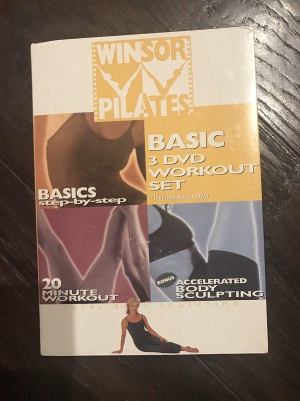 Pilates DVDs
