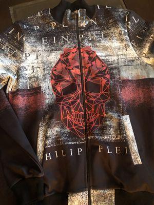 Light Phillip plein jacket for Sale in Washington, DC