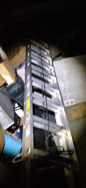 Warner 24ft. ex. Ladder for Sale in Oceanside, CA