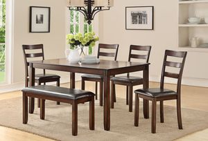 Brand new 6 piece Dining set for Sale in Buena Park, CA