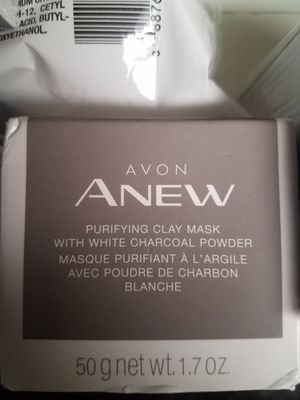 avon anew clay mask for Sale in Belmond, IA