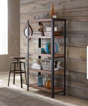CANVAS Ossington 5-Shelf Bookcase for Sale in Plainfield, IL